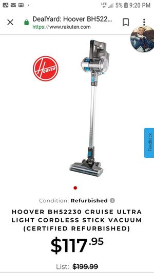 Hoover Multi-Surface Cleaner (not refurbished, Brandnew) for Sale in Sioux Falls, SD