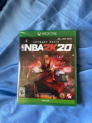 Brand new 2k20 XBOX for Sale in Trenton, NJ
