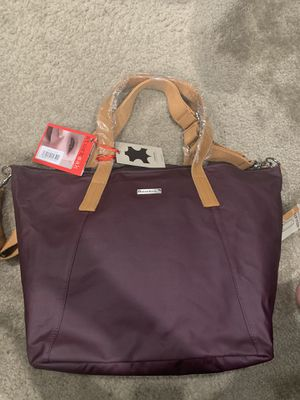 New Storksak Diaper Bag & Organizer for Sale in Chino Hills, CA