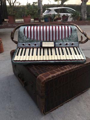 Vintage Venuti Accordion for Sale in San Bernardino, CA