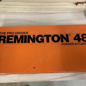 Remington 482 Power Actuated Tool for Sale in St. Charles, IL