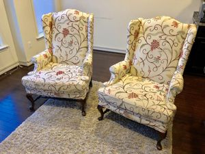 Two antique accent armchairs for Sale in Ashburn, VA