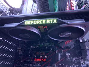 Nvdia GeoForce RTX 2060 super graphics card gpu for Sale in Dallas, TX