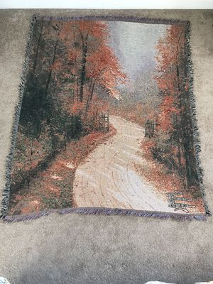 Tapestry Throw Blanket for Sale in Gaithersburg, MD
