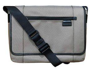 Michael Kors Mens Travis Nylon Messenger Laptop/Commuter Bag in Taupe for Sale in Arlington, VA