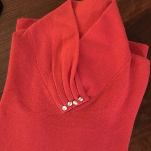 Women's Saks Fifth Ave S5A Cashmere Sweater for Sale in Washington, DC