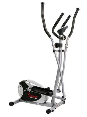 Grand new magnetic elliptical machine buy Sunny health and fitness with LCD monitor 8 level resistance for Sale in Laveen Village, AZ