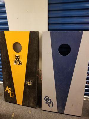 Cornhole boards for Sale in Virginia Beach, VA