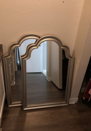 Gold mirrors for Sale in Lynnwood, WA