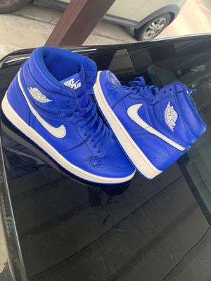 "Air Jordan 1 Retro High OG ""Hyper Royal"" ""He Got Game"" Size 8 1/2 for Sale in Lancaster, TX"