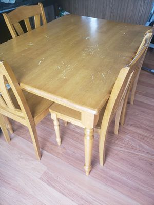 Kitchen Table for Sale in Morris, IL