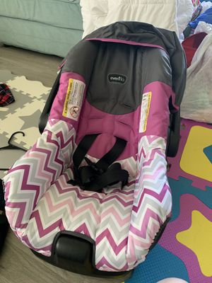 Evenflo Car Seat for Sale in Carrollton, TX