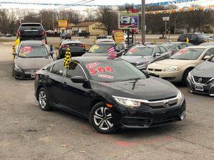 2018 Honda Civic Sedan for Sale in Lake Station, IN