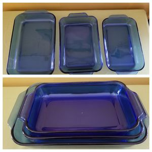 3 pcs PYREX Baking Dish for Sale in Bowie, MD