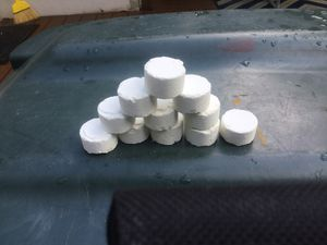 Bromine tablets for hot tub for Sale in Lacey, WA