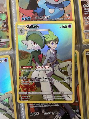 Pokemon card gallade from cosmic eclipse for Sale in The Bronx, NY