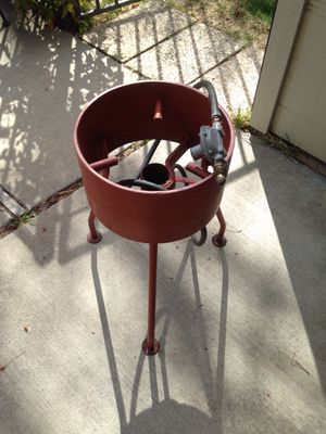 Heavy duty propane turkey fryer for Sale in Reno, NV