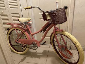 "Huffy 24"" Nel Lusso Girls' Cruiser Bike, Pink Blush Powder. for Sale in Hialeah, FL"