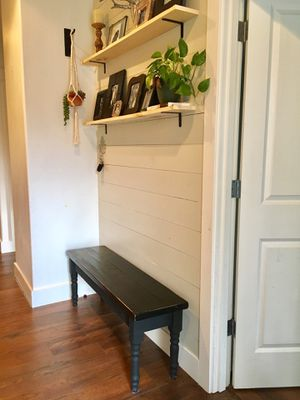 Entry way bench dining table bench for Sale in Gresham, OR