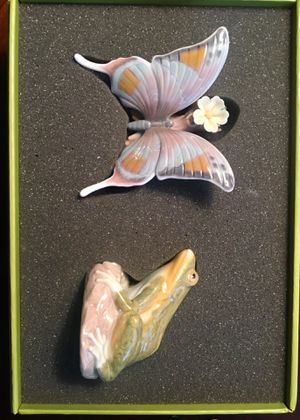 lladro porcelain summer pond set for Sale in Scottsdale, AZ