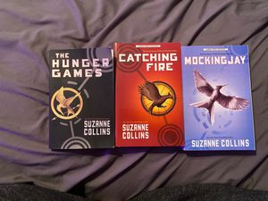 The Hunger Games books for Sale in Nitro, WV