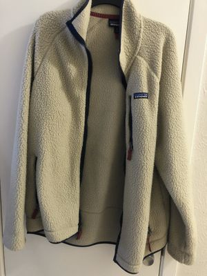 XL Patagonia Retro Pile Jacket - Men's for Sale in Fort Worth, TX