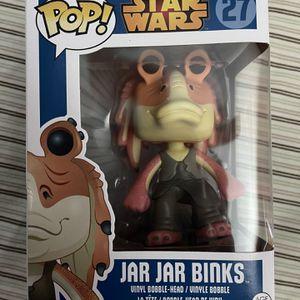 Jar Jar Binks Funko Pop for Sale in Los Angeles, CA
