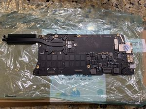 "MacBook Pro 13"" mid 2014 2.8 i5, 8gb Logic board with heat sink works perfect for Sale in Oceanside, CA"