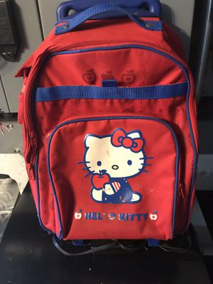 Hello kitty bag pack for Sale in Chicago, IL