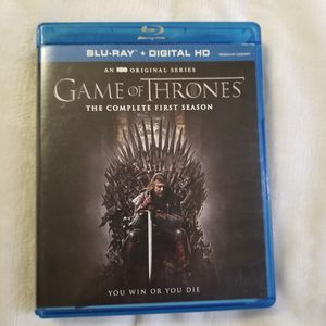 Game of Thrones complete 1st season for Sale in Seattle, WA