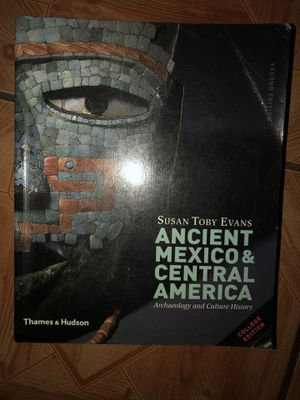 Ancient Mexico & Central America college edition for Sale in Anaheim, CA
