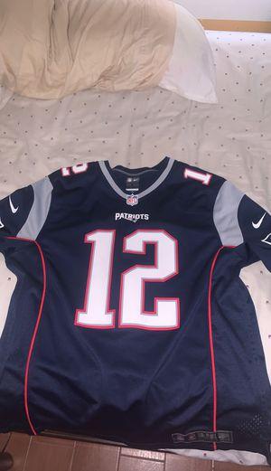 Tom Brady Jersey for Sale in Dearborn, MI