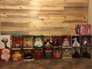 Classic Barbie toy collection 1989-2005 & Extras for Sale in Gilbert, AZ