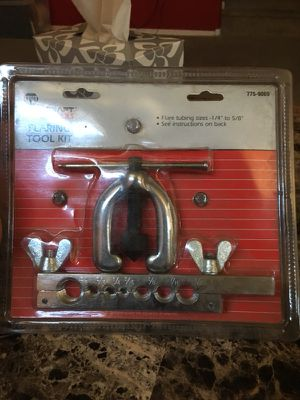 Flaring tool kit for Sale in Tempe, AZ