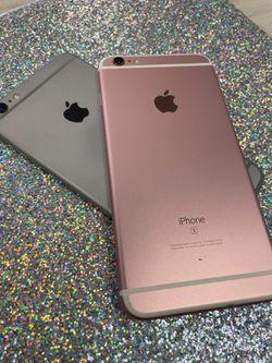 Apple iPhone 6s unlocked for Sale in Renton,  WA