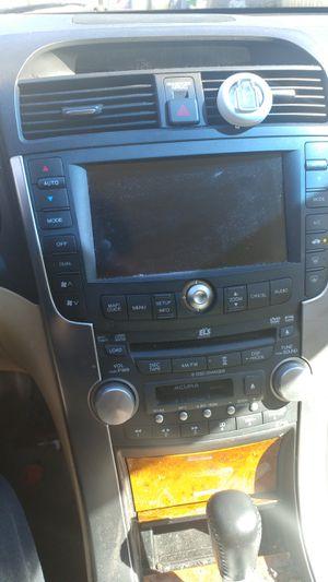 Acura Navi screen and radio for Sale in Cranston, RI