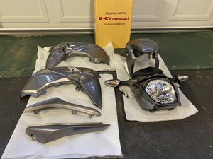 Kawasaki Z125 Motorcycle Fairings for Sale in La Palma, CA