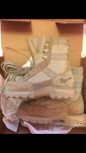 Danner Boots Military Grade - Size 6.5 for Sale in Palm Harbor, FL