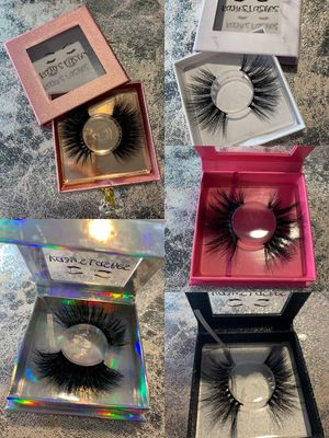 5D fluffy 25mm mink dramatic eyelashes for Sale in Beaverton, OR