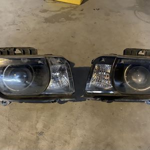 2010 Camaro Halo Headlights (aftermarket) for Sale in Fresno, CA