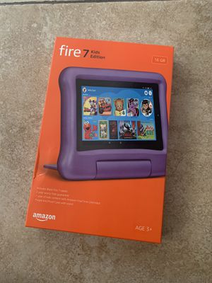 Amazon Fire 7 kid edition 15gb for Sale in Fountain Valley, CA