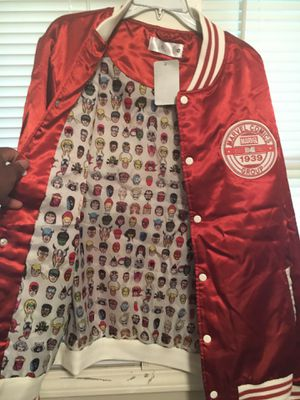 Marvel Comic Varsity Jacket Classic Hero's   Disney   for Sale in Decatur, GA