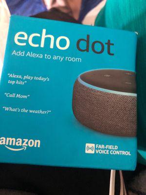 Amazon Echo Dot for Sale in Burien, WA