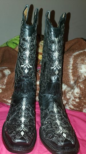 Brand New boots never wore them for Sale in Fresno, TX