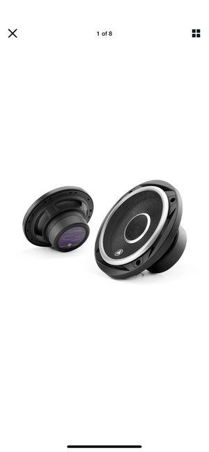 Jl audio c2 speakers new open box for Sale in Miami, FL