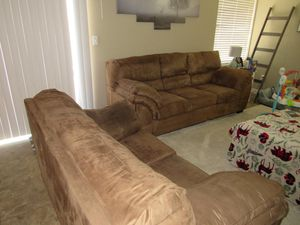 Sofa, loveseat , and recliner for Sale in Black Diamond, WA