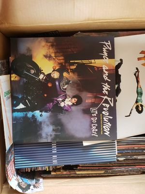 Over 30 vinyl lps for Sale in Columbus, OH