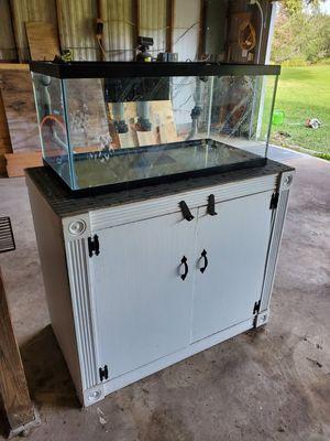 40 gallon aqueon fish tank for Sale in Polk City, FL
