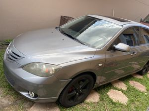 Mazda 3 por partes for Sale in Miami, FL