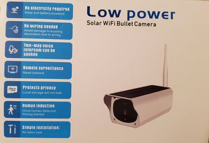 WIFI BULLET CAMERA for Sale in Fremont, CA